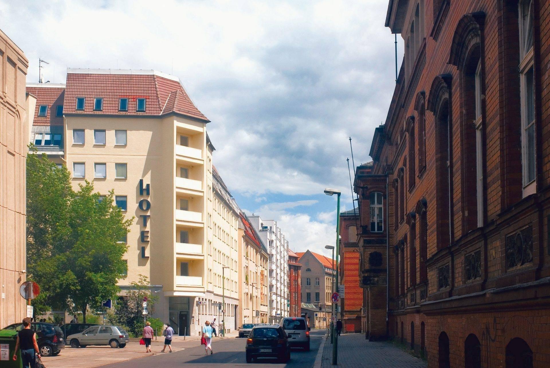 Tagungshotel Berlin Mitte | Hotel-Dietrich-Bonhoeffer-Haus