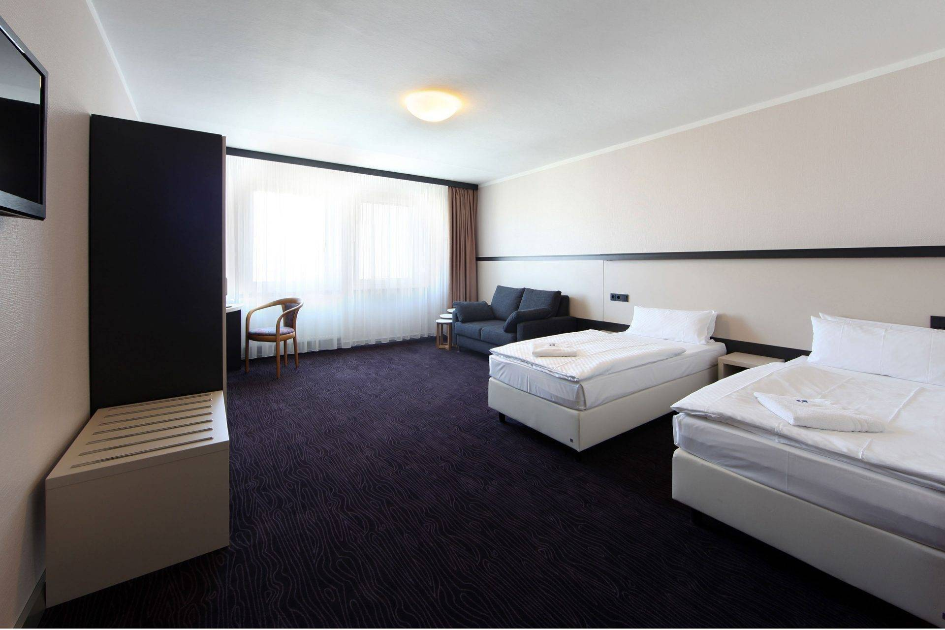 Twin - Zweibettzimmer | Hotel-Dietrich-Bonhoeffer-Haus