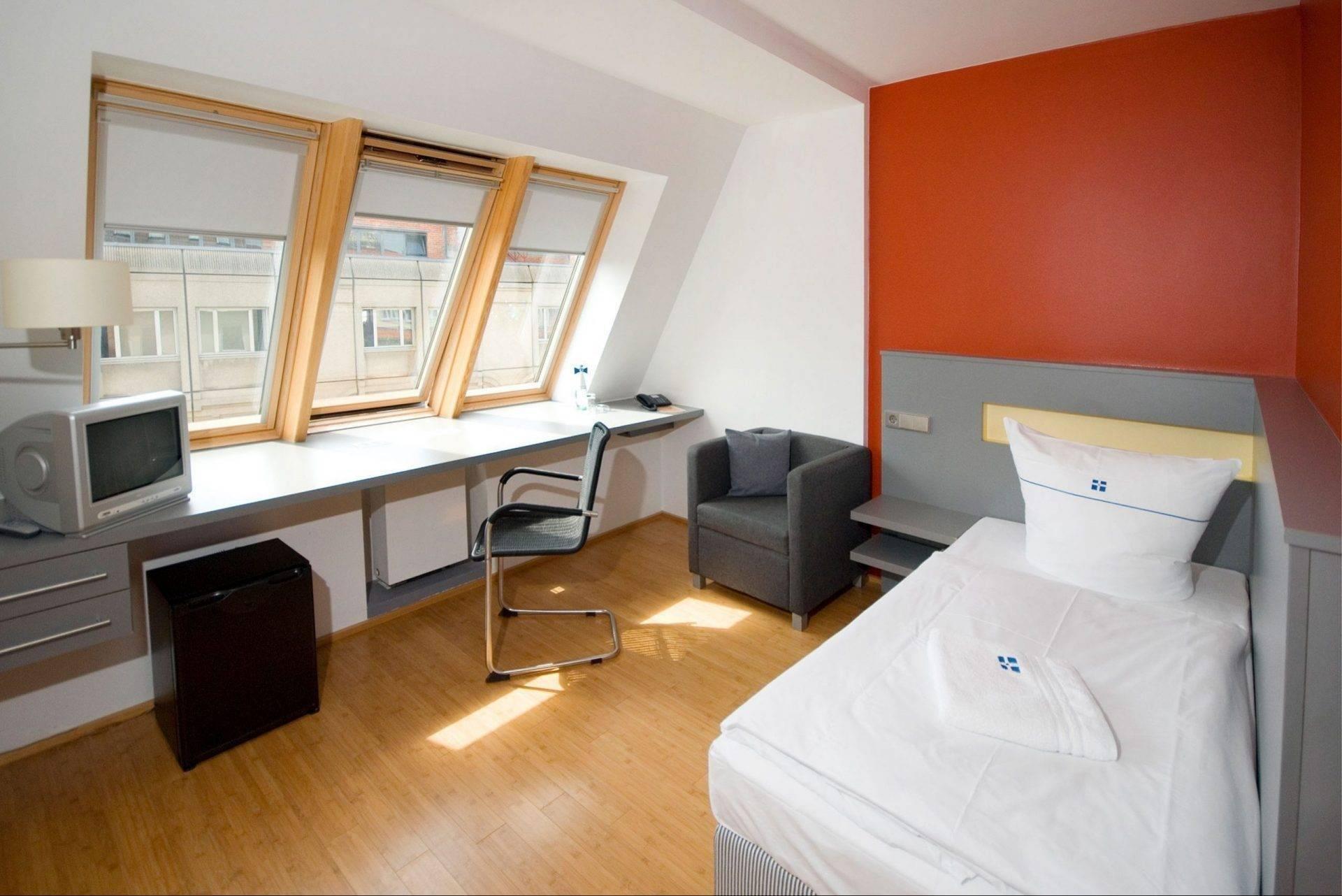 Einzelzimmer | Hotel-Dietrich-Bonhoeffer-Hau